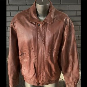 Telegraph Cooper Collection Bomber Jacket Men's 44
